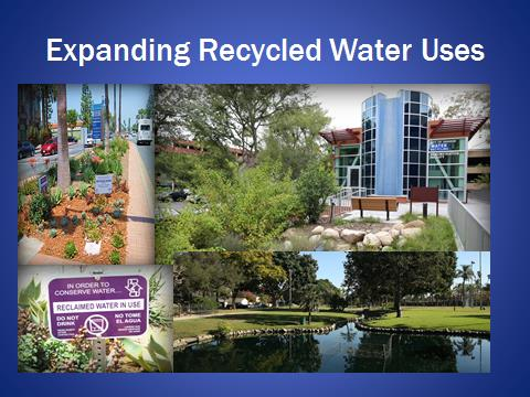 Downtown Anaheim Recycled Water Expansion