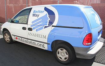 Better Way Anaheim van