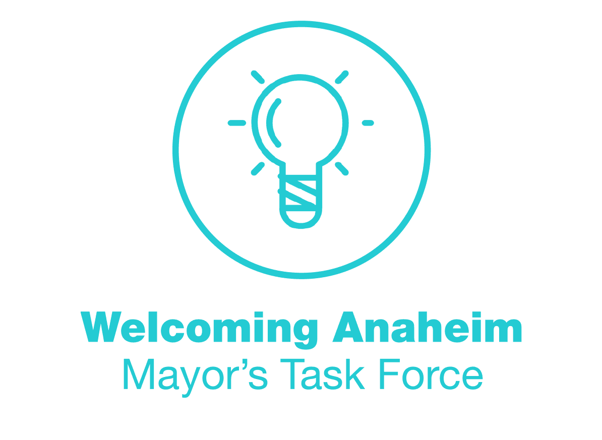 welcoming anaheim mayor's task force