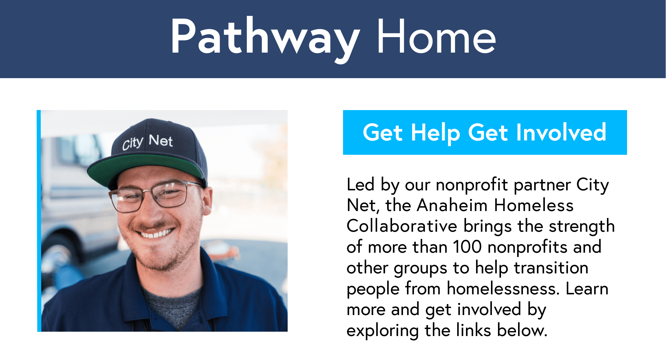 Path home get help get involved