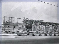 An old photo of a power source