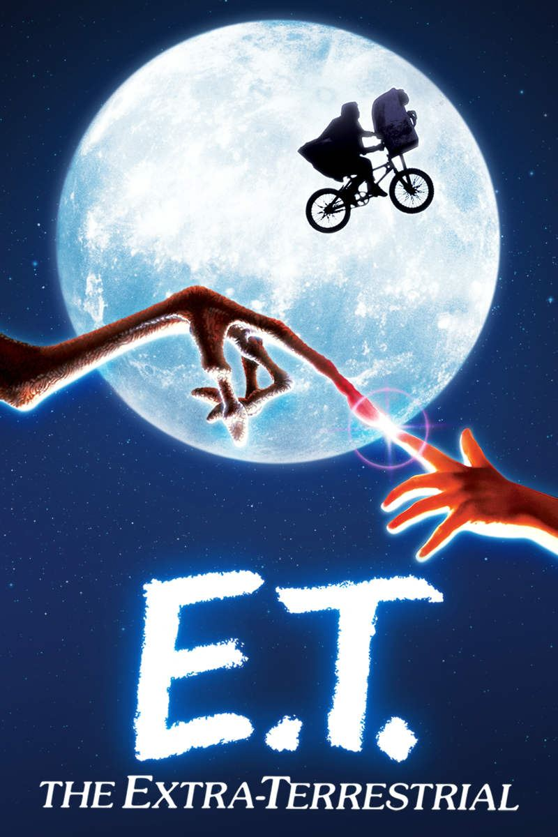 ET The Extraterrestrial at Pearson Park Amphitheatre