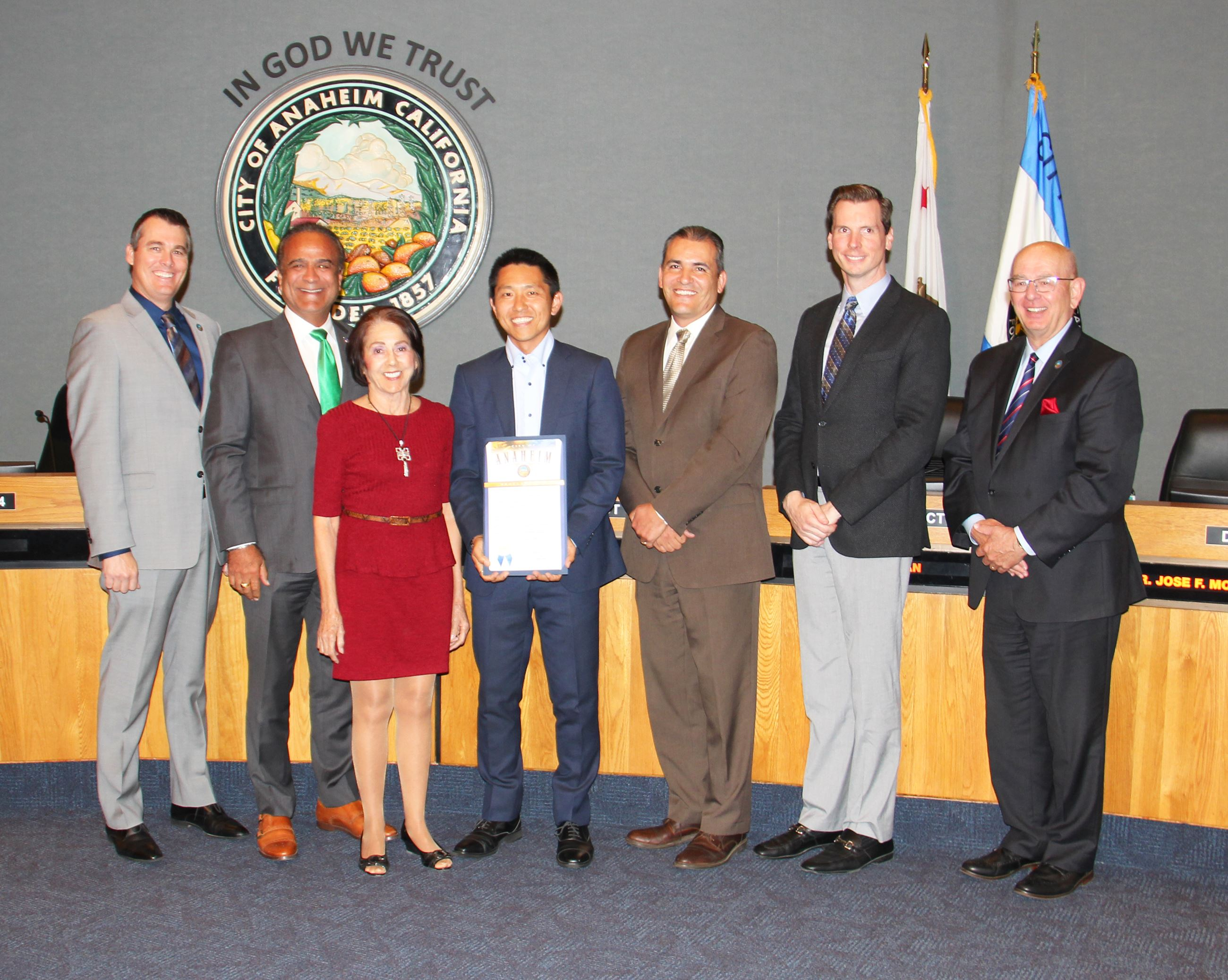 Recognizing the 2019 Inaugural Japan Fair