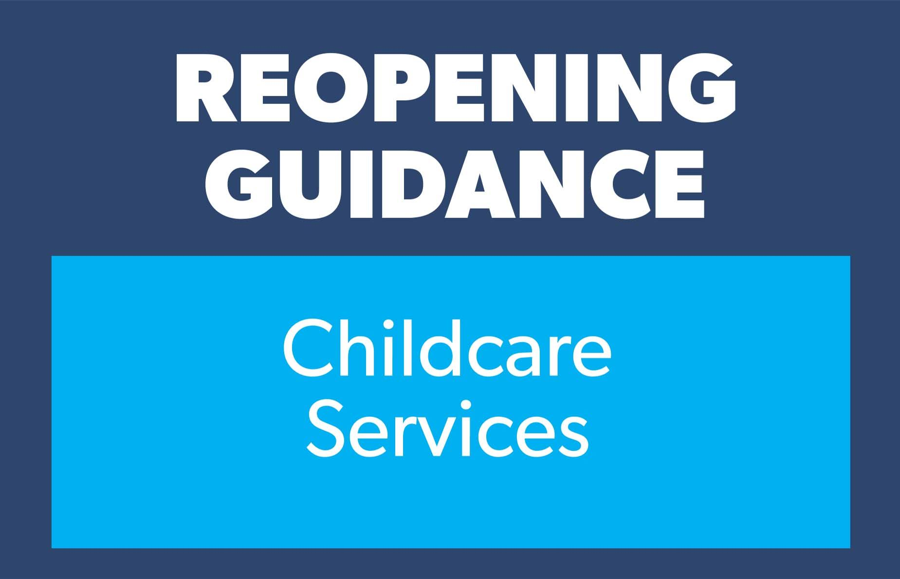 Guidance childcare