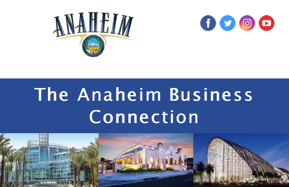 The Anaheim Business Connection Newsletter