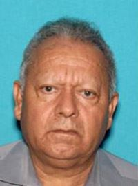 Arrest Photo of Leopoldo Garcia aka Leo or Curandero