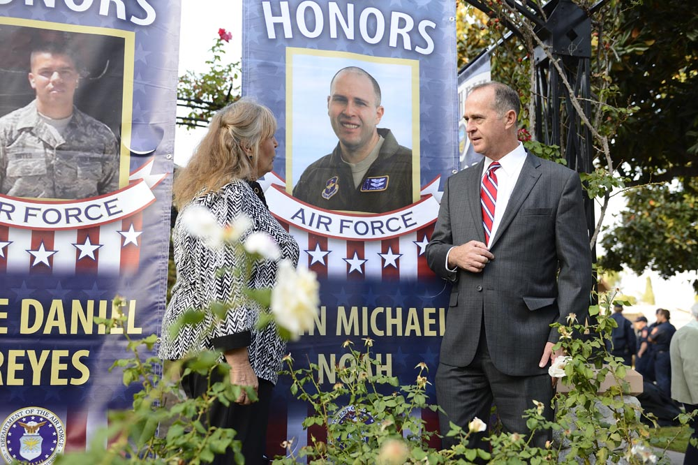 Banner Ceremony - October 23, 2013