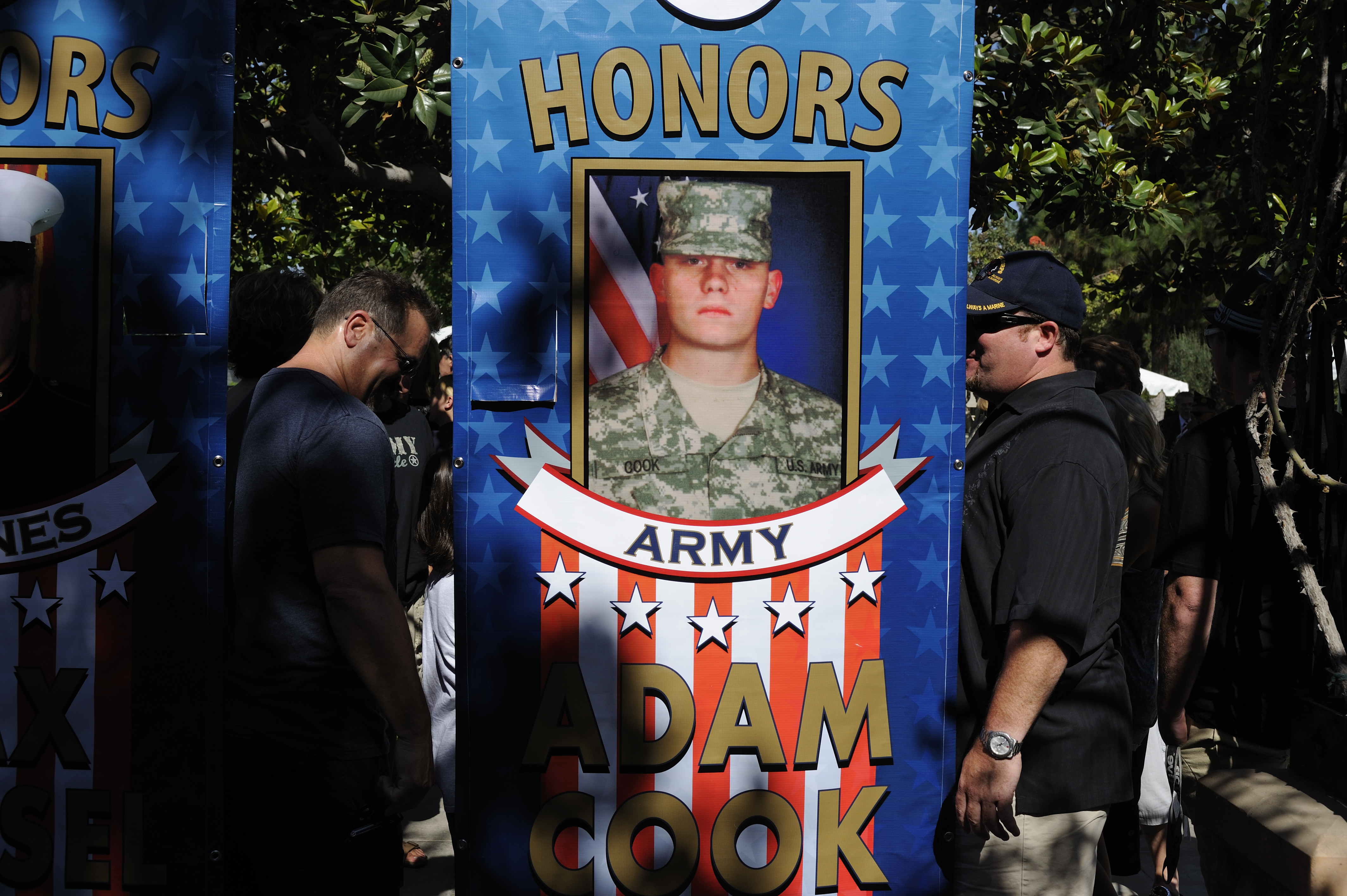 Banner Ceremony - August 24, 2010