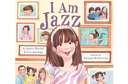 I am Jazz Picture Book