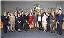 Recognizing the delegation from Anaheims Sister City, Mito, Japan