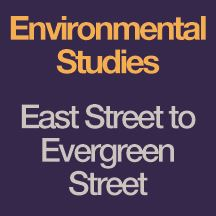 Enviro Studies East to Evergreen