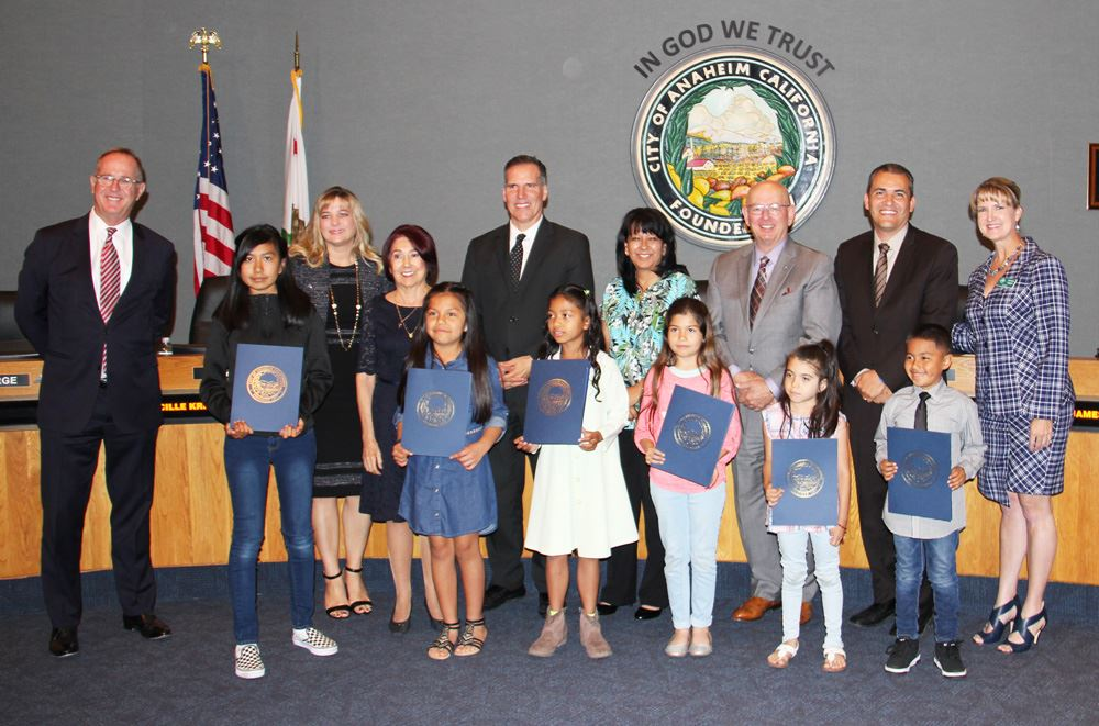 5th Annual Community Pride Poster Contest City-Wide Winners
