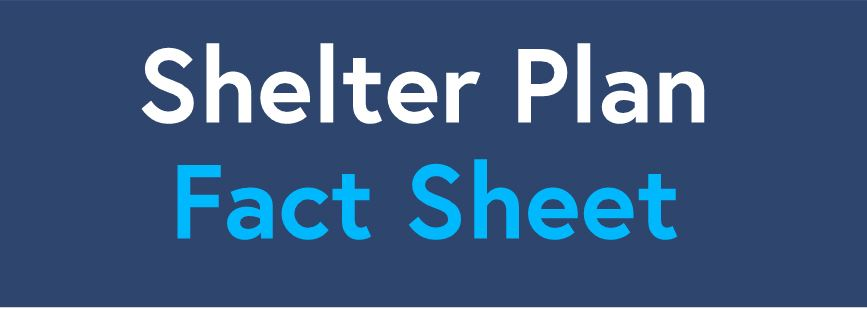 shelter plan fact sheet click