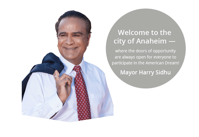 Mayor Harry Sidhu