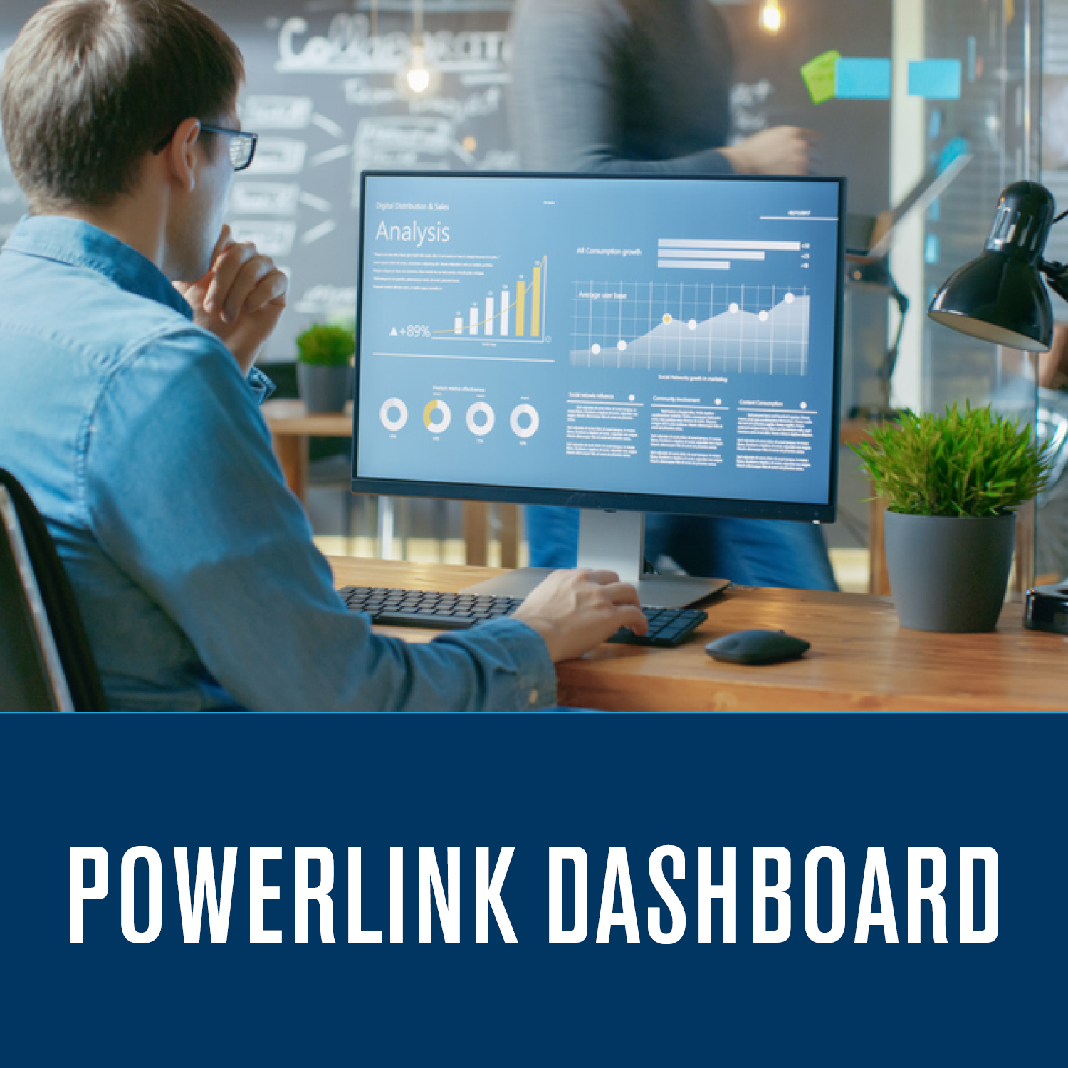 Powerlink Dashboard