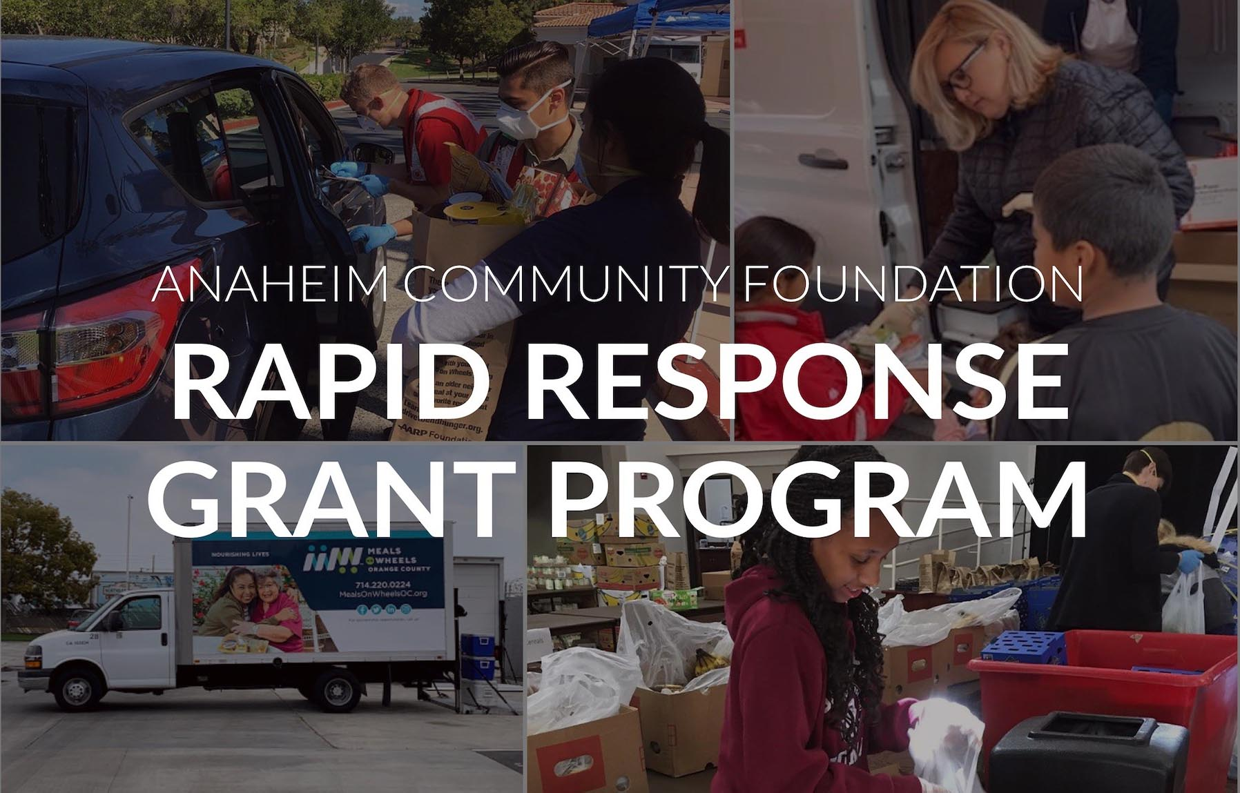 ACF Rapid Response Grant Program