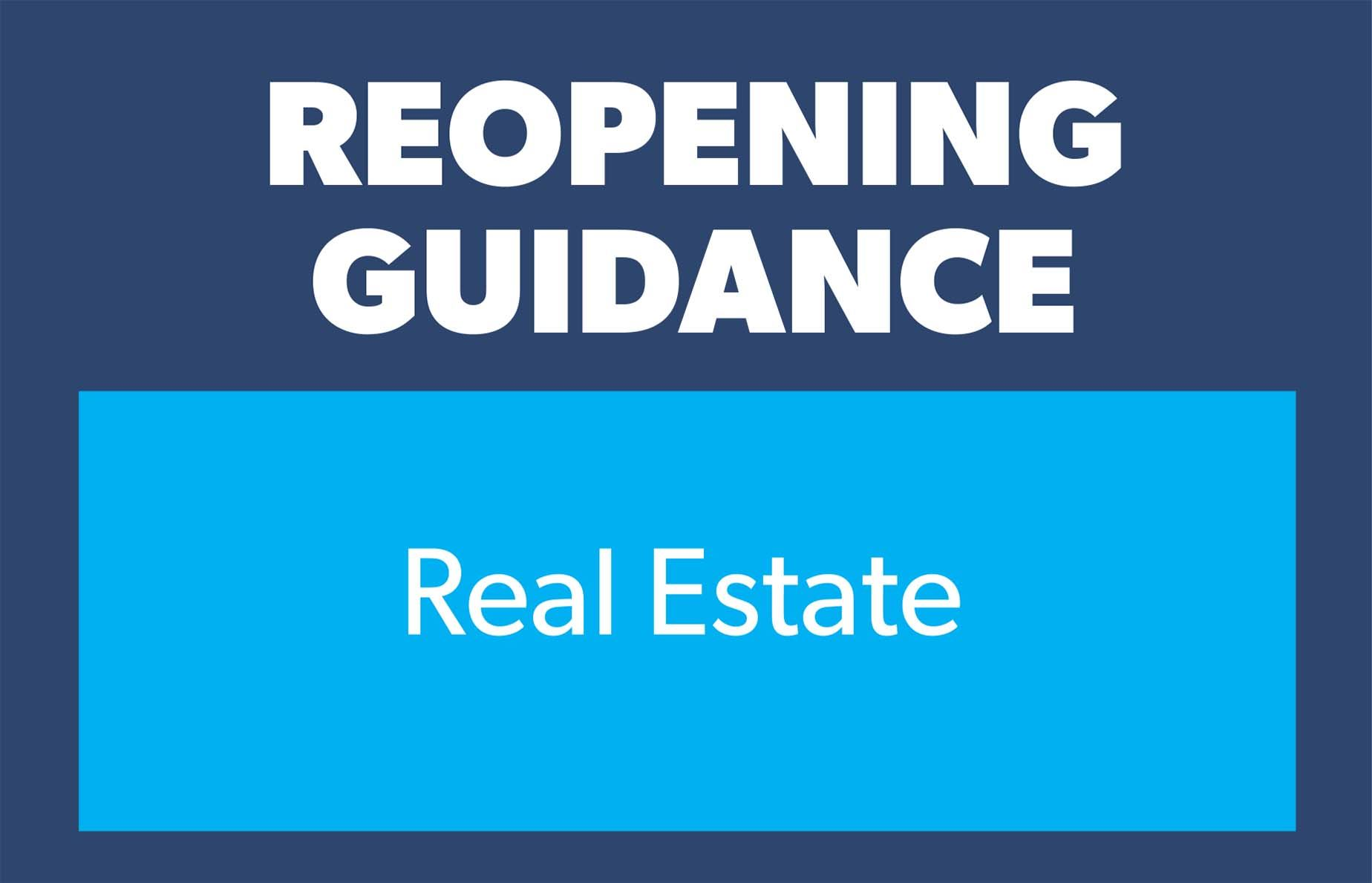 Guidance real estate