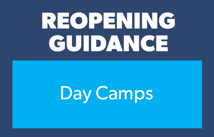 Reopening- day camps