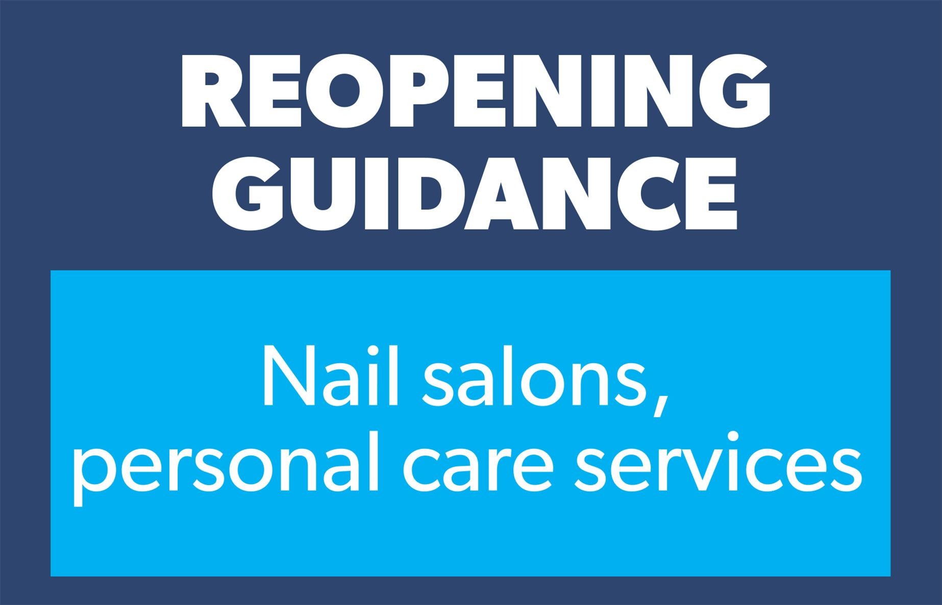 Nails personal services