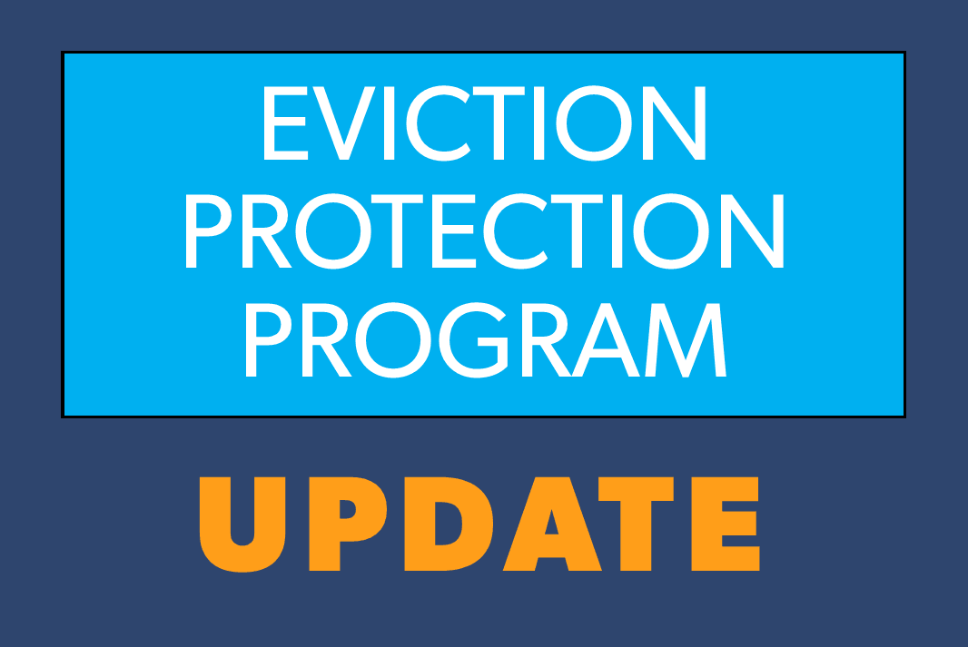Eviction button - program update