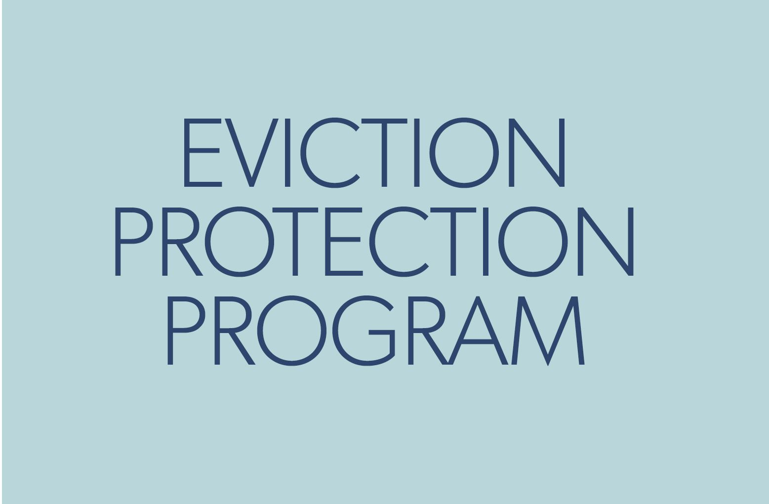 eviction protection program for businesses