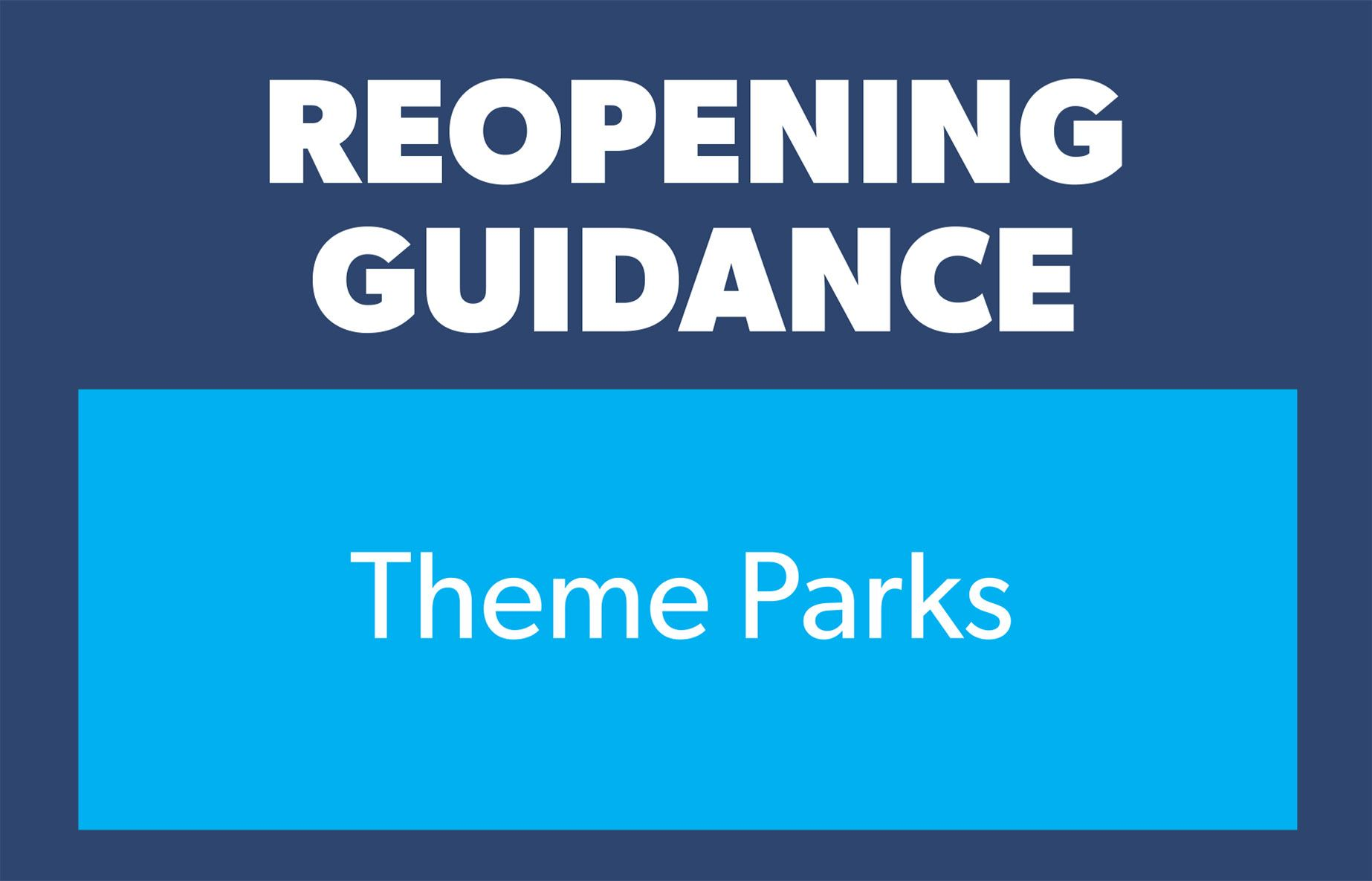 Guidance theme parks