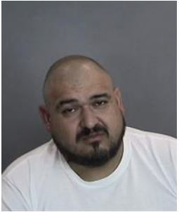 Arrest Photo of Sergio Hurtado
