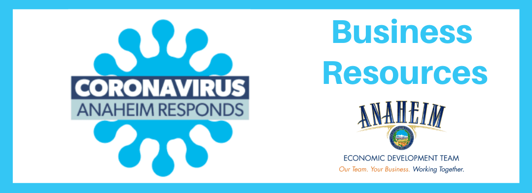 Coronavirus Business Resources Graphic Opens in new window