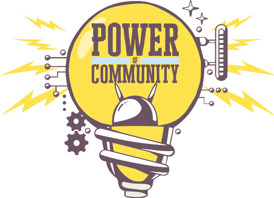 Power of Community Small