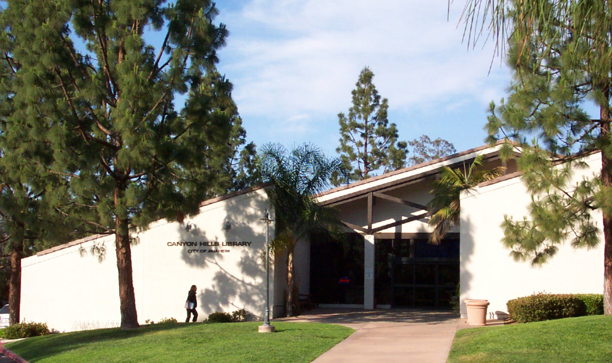 Canyon Hills Branch Library