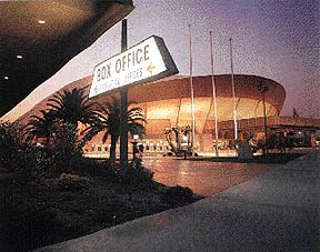 The Anaheim Convention Center - 1967